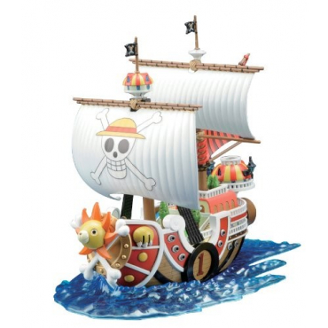 One Piece - Maquette Thousand Sunny