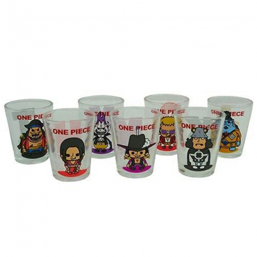 One Piece - Lot De Verres...