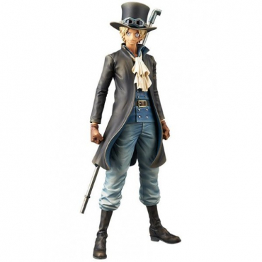 One Piece - Figurine Sabo Master Stars Piece