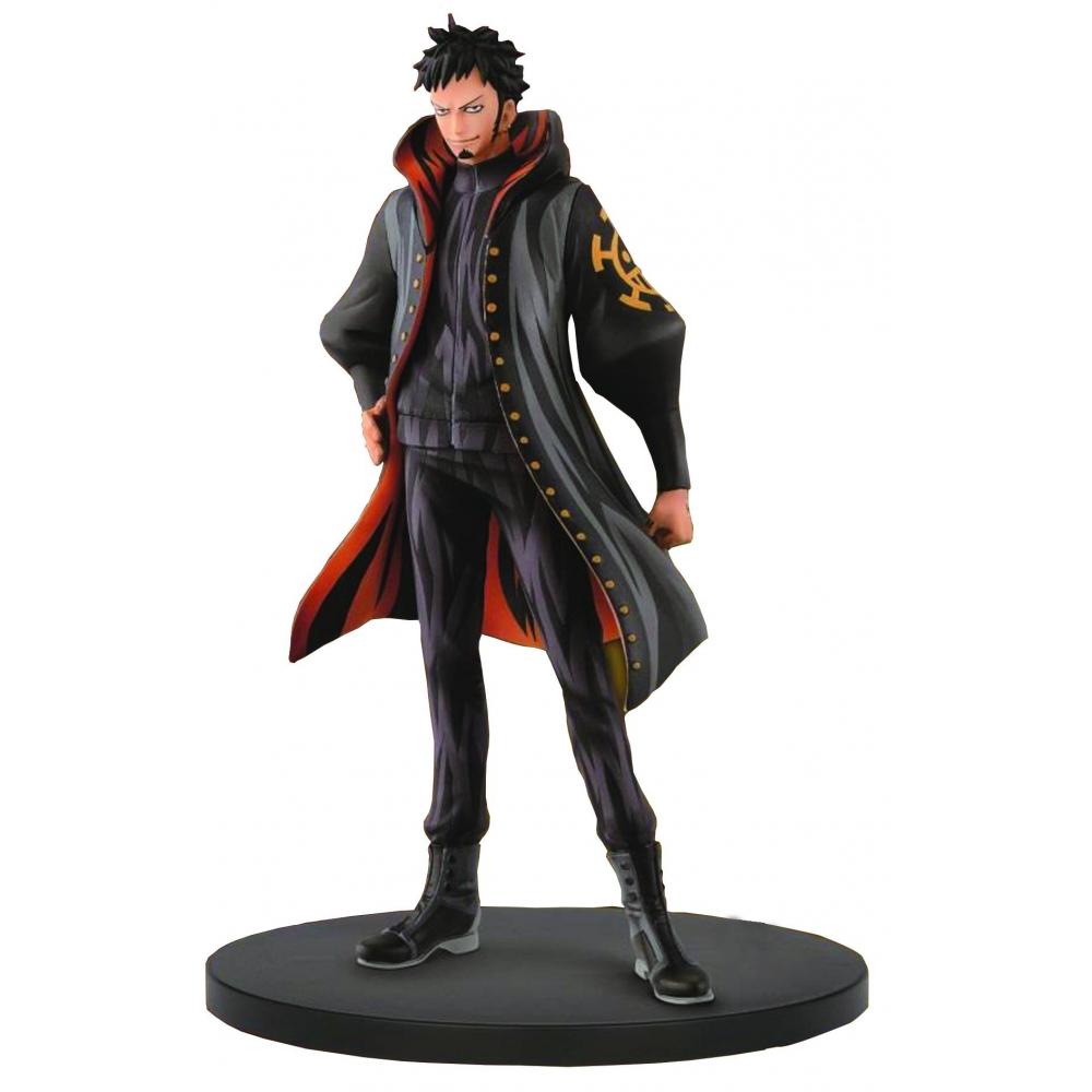 One Piece - Figurine Trafalgar Law Grandline Men 15Th Vol.7