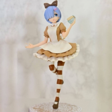 Re Zero - Figurine Rem In...