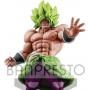 Dragon Ball Super - Figurine Broly Super Saiyan Big Size King Clustar (Full Power)