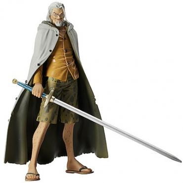 One Piece - Figurine Rayleigh Grandline Men Vol.6