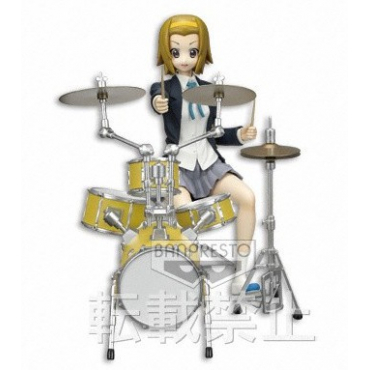 K-on - Figurine Tainaka Ritsu Sq Collection