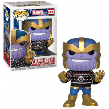 Marvel - Figurine POP...