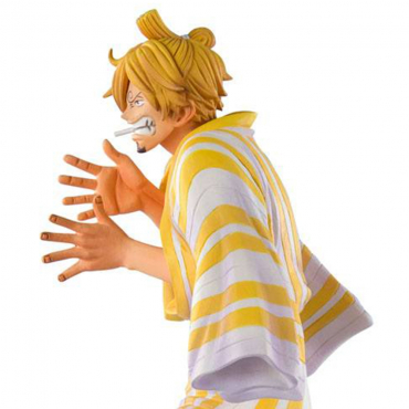One Piece - Figurine Sanji...