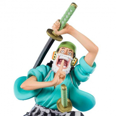 One Piece - Figurine Usopp...