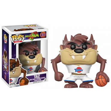 Space Jam - Figurine Pop Taz