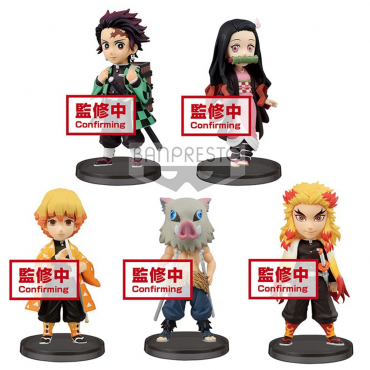 Demon Slayer - Figurines WCF