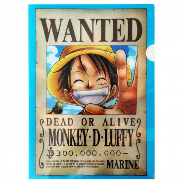 One Piece - Porte Documents...