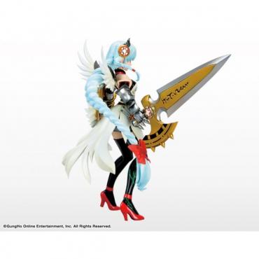 Puzzle & Dragon - Figurine Warrior Rose Graceful Valkyrie
