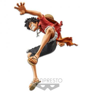 One Piece - Figurine Luffy...