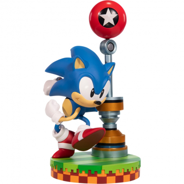 Sonic - Figurine Sonic The...