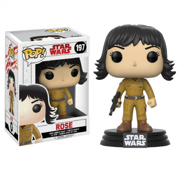 Star Wars - Figurine Pop Rose