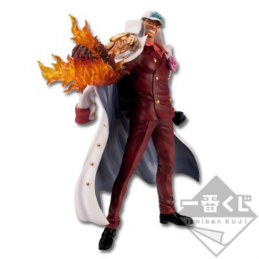 One Piece - Figurine Akainu Sakazuki Ichiban Kuji Lot B
