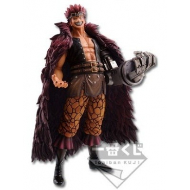 One Piece - Figurine Eustass Kid Ichiban Kuji