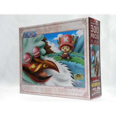 One Piece - Puzzle Chopper 300 pièces