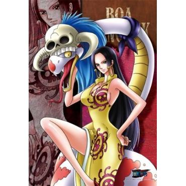 One Piece - Puzzle 300 Pièces Boa Hancock