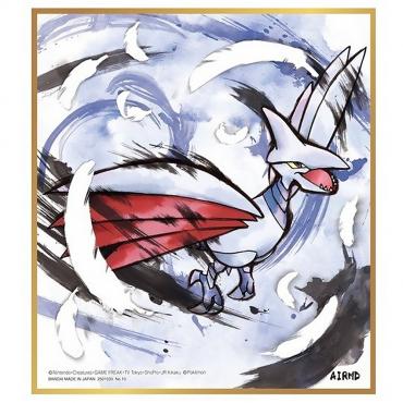Pokémon - Shikishi Art Airmure
