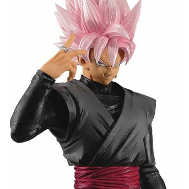 Dragon Ball Z - Figurine Black Goku Rosé Grandista Resolution Of Soldiers