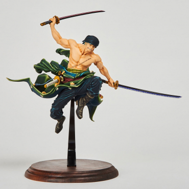 One Piece - Figurine Zoro Scultures World Colosseum Vol.1