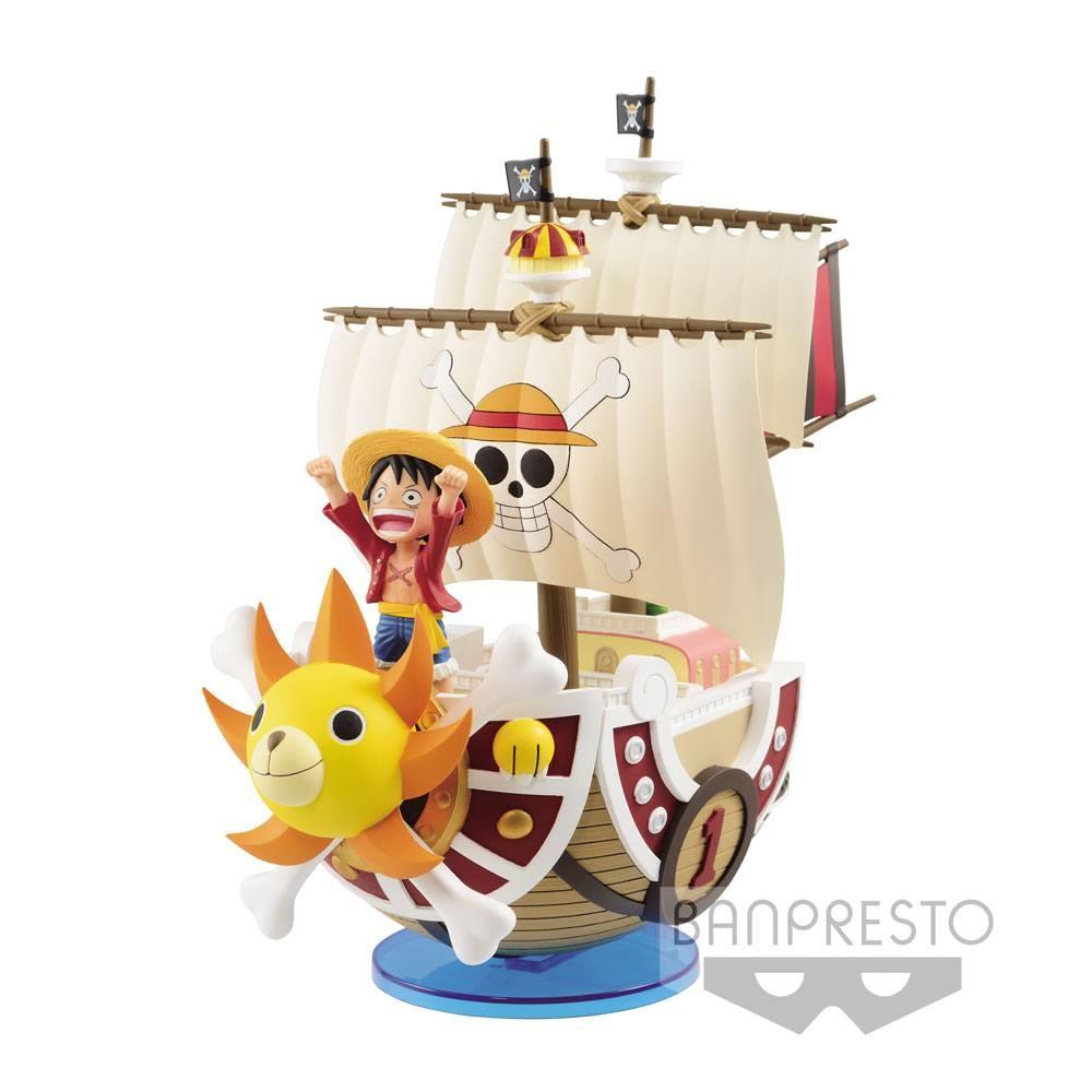 One Piece - Figurine Thousand Sunny Mega WCF