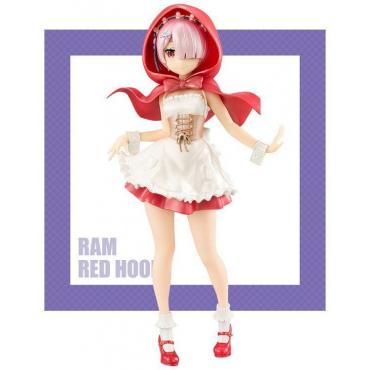 Re: Zero - Figurine Ram Red...