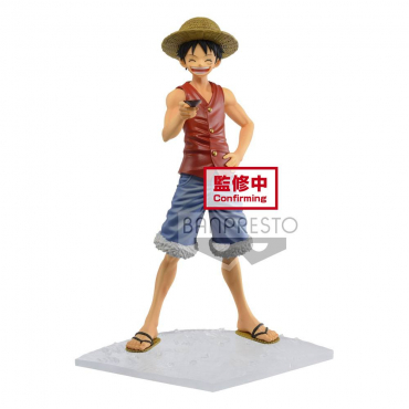 One Piece - Figurine Monkey...