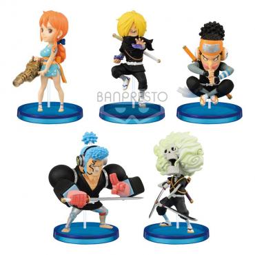 One Piece - Pack Wanokuni...