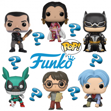 Figurine Pop Surprise - Lot...