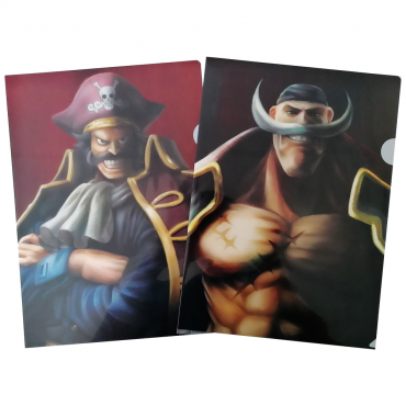 One Piece - Lot De 2 Porte...