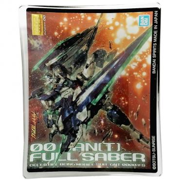 Gundam - Mini Assiette 00...