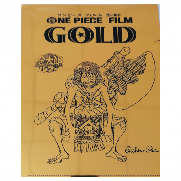 One Piece Gold - Porte...