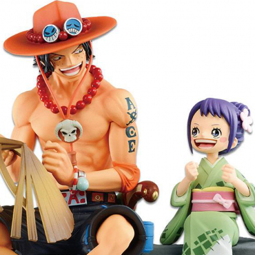 One Piece - Figurines...