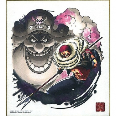 One Piece - Shikishi Art...