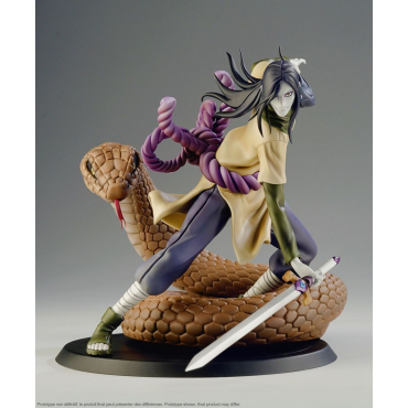 Naruto - Figurine Orochimaru DXTRA