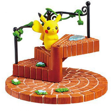 Pokémon - Figurine Pikachu...