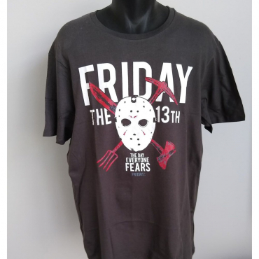 Vendredi 13 - T-Shirt Homme...
