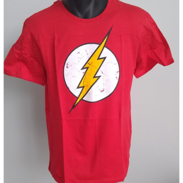 Flash- T-Shirt Homme Logo...