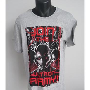 Avengers - T-Shirt Armée...