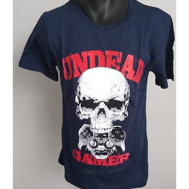 PLAYER - T-Shirt Undead Player