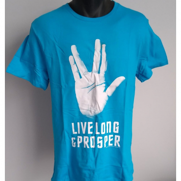 Star Treck - T-Shirt Live...