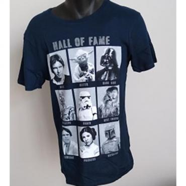 Star Wars - T-Shirt Hall Of...