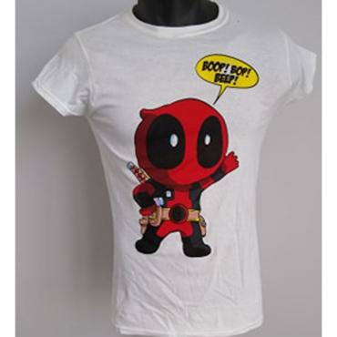 Deapool - T-Shirt Boo Boo Beep