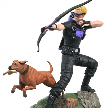 Marvel - Figurine Hawkeye...