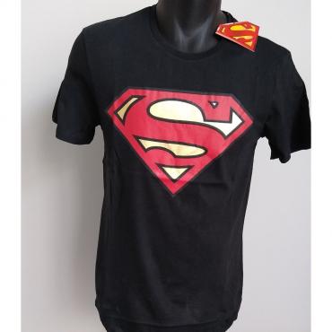 Superman - T-Shirt Noir...