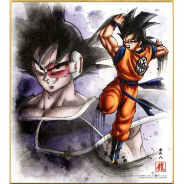 Dragon Ball - Shikishi Art...