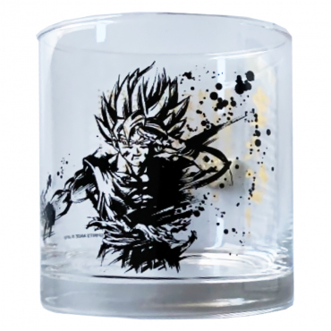 Dragon Ball - Verre Son...