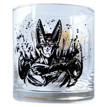Dragon Ball - Verre Cell...