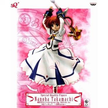 Magical Girl - Figurine Nanoha Takamashi -SQ Collection